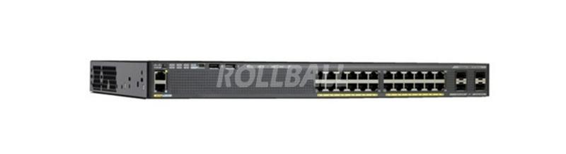 WS-C2960X-24PD-L Catalyst 2960-X Switch