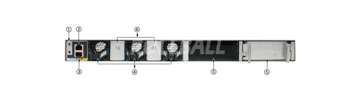 WS-C3650-48TS-L Catalyst 3650 Switch
